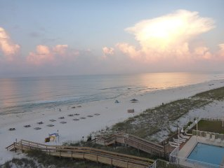 Amazing Location! Gulf Front Condo!