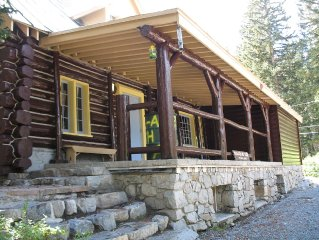 The Historic Rustic Wasatch Mountain Lodge