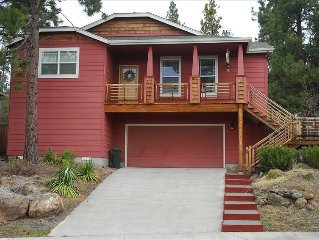 Bend Westside Home,Close to Downtown, Park, Mt Bachelor,Trails