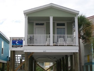 View the Gulf and the Sound  from your porch....welcome to Sea Both Sides!!!