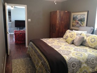 Baylor Fans And Families! 2 bed/2 bath 2 Miles From Mclane Stadium