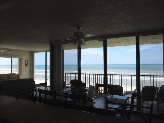 Direct Oceanfront! Completely Refurbished w/ Spectacular Views!
