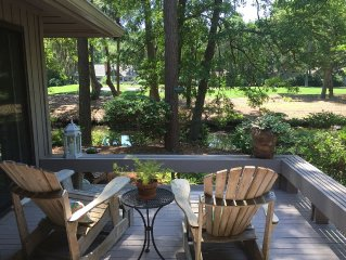 Cottage Living in Sea Pines