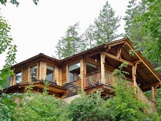 Kootenay Lake Waterfront Accommodation For Two: A Secret Honeymoon Treasure