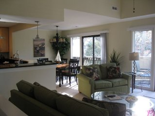 New!! Newly Remodeled And Decorated 2 Bedroom Villa Just Steps to the Beach!!