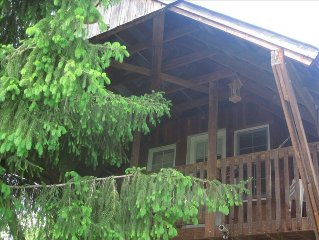 Chessie Trail Chalet