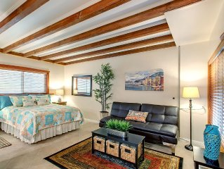 La Jolla Shores Village, Romantic Hideaway, Short