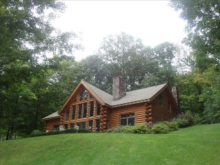 Luxury country estate with gracious accommodations. A perfect year-round getaway