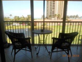 Top Floor Ocean View from all Rooms at Ocean Village Resort