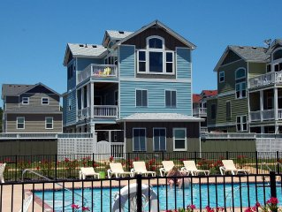 Oceanside Serenity At The Outer Banks...Serenity Now!
