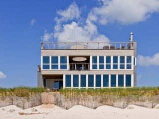Modern Oceanfront Dune Retreat