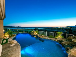Best View in Havasu! Luxury Home with Pool /Spa /Putting Green