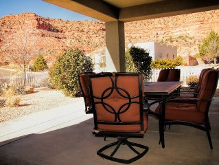New Listing May 2016: Stay at the home of the Red Rocks ~ Casa De Red Rocks!