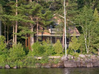 Maine Luxury  Lakehouse Awaits your Visit-Days are Simple and Relaxed.