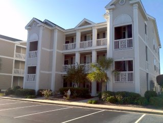SUNSET BEACH Golf/Beach - Large 2BR condo - Ready to Rent