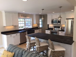 Walk to EVERYTHING from this newly renovated beautiful home in Falmouth Village!
