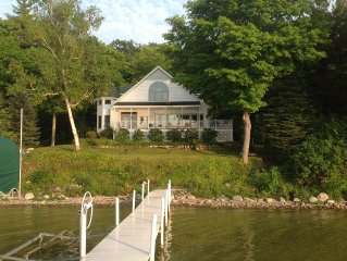 New Listing! Beautiful Lake House On Burt Lake – Pure Heaven On Earth