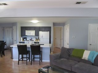 Modern,  sunny, gorgeous condo surrounded by walking/biking paths - 30 day min