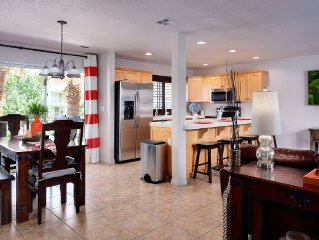 Paradise Awaits You In This Beautiful Las Palmas Unit.