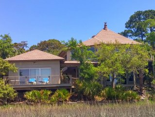 Affordable Gem - Best View - Fripp Island Guest House