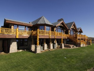 Corporate or family retreat  in the peace of the mtn. near Missouri Heights