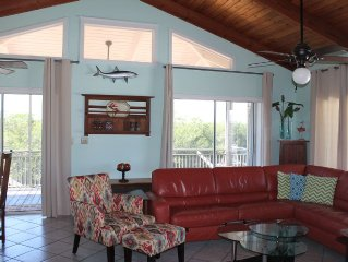 Picturesque Bay View Home with Breathtaking Sunsets in Hammer Point