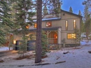 Beautiful Northstar Mountain Home