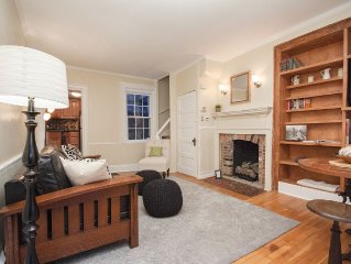 Charming Home on Walking Street Close To Convention Center & Independence Hall