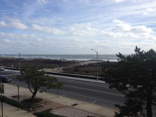 Direct Ocean Front Condo With Great Views From Couch Or On The Porch