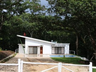 Beautiful Private Gateway 3 Bedroom Costa Rican Home