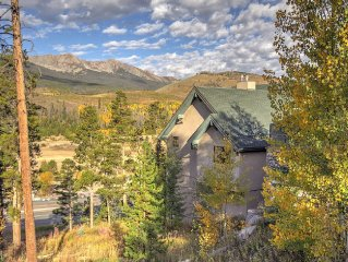 Massive Views, Affordable Luxury And Only 3 Miles To Main Street And Skiing