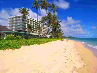 Beach Side Ocean View Condo *April special $115 nt special rate