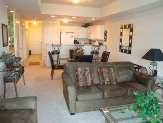 Perfect Towers Condo For Four! Towers 6105, Free WIFI