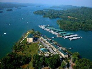 Lovely, Clean, Lakefront Condo * Waterside on Norris Lake