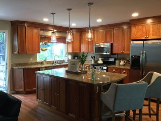 Location! Beautiful, newly remodeled home - Wine Country