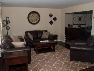 Lake House Memories is 6-bedroom, 4 1/2 Bath; on Lake Champlain