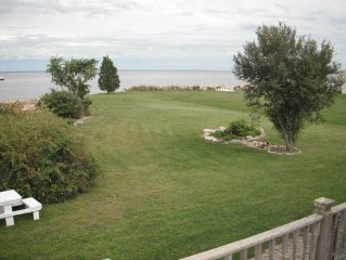 Oceanfront Home w Private Beach on 2 Acres
