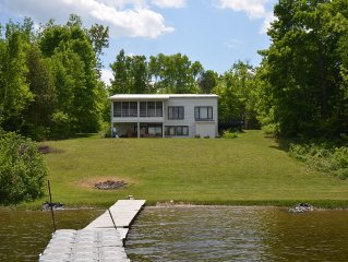 Lakeside cottage rental