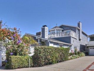 4 BR/2BA Balboa Beach House
