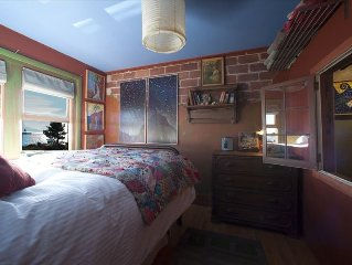 The Artist Loft-Downtown Grand Marais-private backyard, walk to all restaurants!