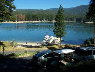 EXCEPTIONAL VIEWS!!, of the mountains, Lake, Beach area & boat dock