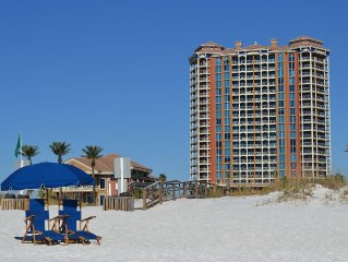 2 BR Gulf front - Luxury Elite Condo, Tower 5
