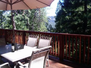 Luxury Mountain Home Nestled in the Pines....Wifi and Central Air Conditioning
