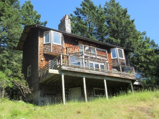 Family Friendly Private View Home Near Moran State Park