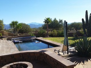 N. Scottsdale rental, lots of outdoor activities. Golf, RZR,Biking,Hiking,boat.