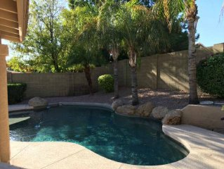 Your Home Away From Home-Resort Like Home-Tranquil Backyard With Pool Oasis