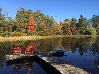 A Cabin On Lake Hayward