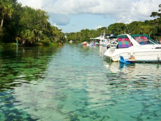 Riverfront vacation rental