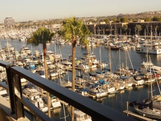 Amazing Waterfront Marina Del Rey Highrise Condo
