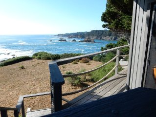 Best Views In Mendocino—Just Steps From Downtown!